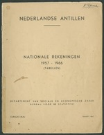 Nationale Rekeningen 1957-1966