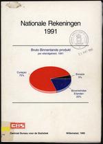 Nationale Rekeningen 1991