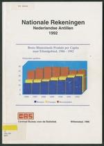 Nationale Rekeningen Nederlandse Antillen 1992