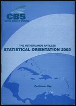 STATISTICAL ORIENTATION 2003
