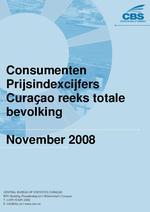 Consumenten Prijsindexcijfers November 2008