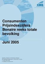 Consumenten Prijsindexcijfers Juni 2005