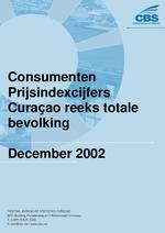 Consumenten Prijsindexcijfers Oktober 2002