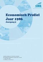 Economisch Profiel Jaar 1986, Jaargang 5