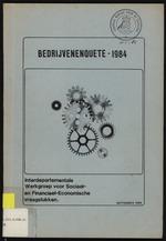Bedrijvenenquete 1984