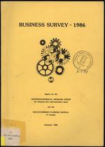 Business Survey 1986