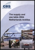 The supply and use table 2004 Netherlands Antilles