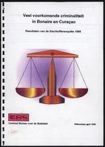 Veel voorkomende criminaliteit in Bonaire en CuraÒ«ao