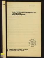 Slachtofferonderzoek Bonaire en Curacao 1995