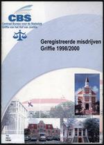 Geregistreerde misdrijven Griffie 1998/2000
