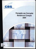 Perceptie van Corruptie Bonaire en CuraÒ«ao 2004