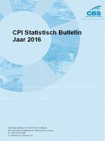 CPI Statistisch Bulletin 2016