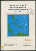 Migratie van en naar de Nederlandse Antillen in Sociaal-economische context
