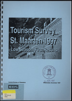 Tourism Survey St.Maarten 1997