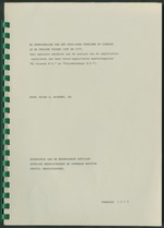 De ontwikkeling van het stay-over toerisme op CuraÒ«ao in de periode tussen 1968 en 1975