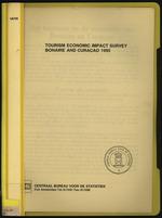 Tourism economic impact survey Bonaire and Curacao 1995