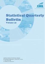 Statistical Quarterly Bulletin Volume 41