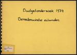Budgetonderzoek 1974