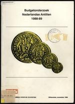 Budgetonderzoek Nederlandse Antillen 1988-89