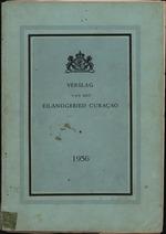 Verslag van de toestand van het eilandgebied Curacao 1956