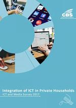 Integration of ICT in Private Households: Ict and Media Survey 2017